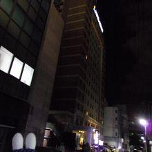 高層の建物です。