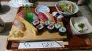 い古い寿司