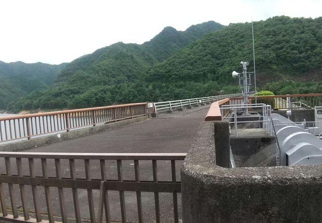 多々良木ダム湖