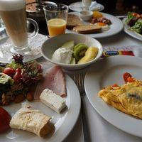 朝食です☆彡