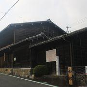 旧日坂宿に残る旧旅籠