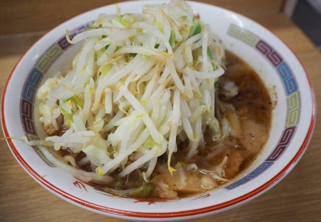 ラーメン二郎 (栃木街道店)