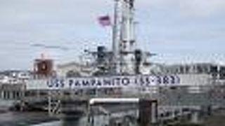 潜水艦USSパンパニート