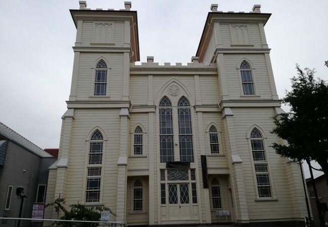 弘前のメソジスト教会