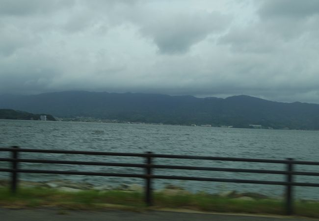 湖だけど中海