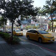 観光で疲れた時タクシー利用が便利でした