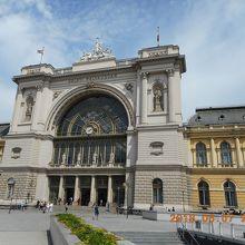 ブダペスト東駅 (ケレティ パーイアウドゥヴァル)
