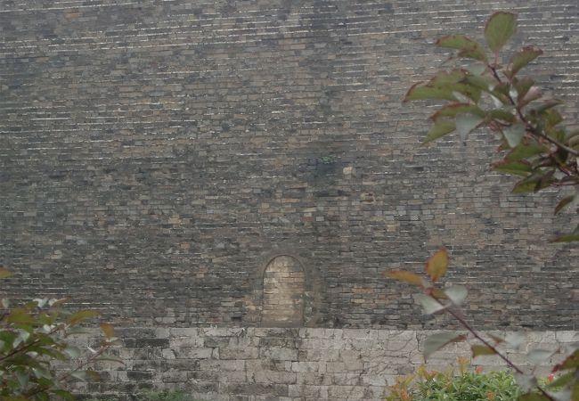 南京城壁 (明城壁)