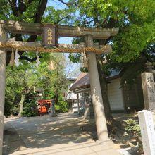 八坂神社 (大二八坂神社)