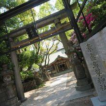 素盞烏尊神社 (浦江八坂神社)