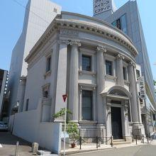 ミナミ旧川崎貯蓄銀行福島出張所