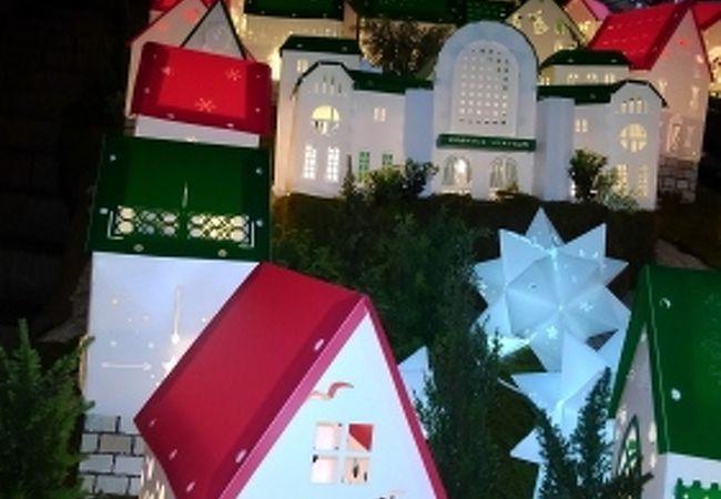 星が丘テラス クリスマスイルミネーション