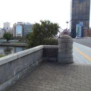 浪華の三大橋のひとつ