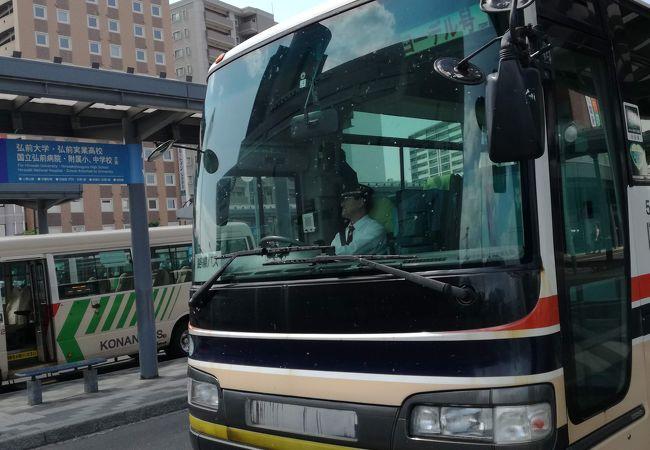 高速バス ヨーデル号