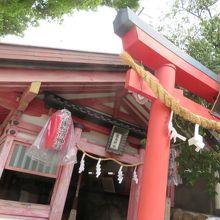 榎木神社 (地車稲荷神社)