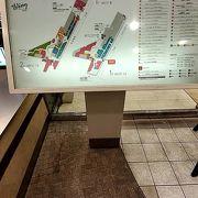 品川駅にあるけどウィング高輪