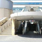 品川の駅ビルです