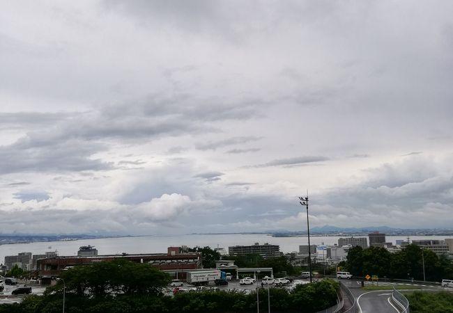 大津サービスエリア (下り線)