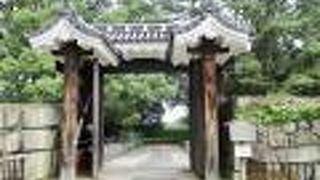 名古屋城 旧二之丸東二之門