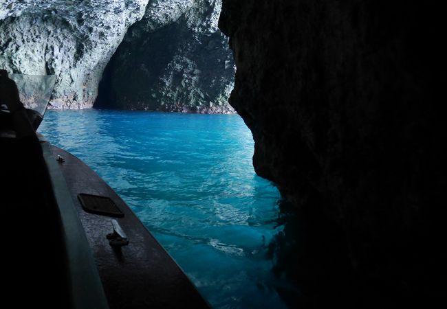 小樽 青の洞窟 観光クルーズ