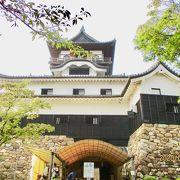 行って来ました日本最古の天守