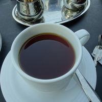 ウェルカムドリンクの紅茶