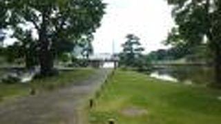 浜離宮恩賜庭園 中島橋