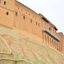 アルビールの城塞