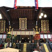 新型コロナウィルスの感染拡大の影響で今年の博多祇園山笠が中止になった櫛田神社を訪れました。