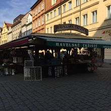 ハヴェルシュカ マーケット