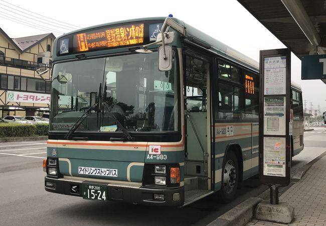 西武高原バス