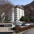 宇奈月温泉にある大型ホテル