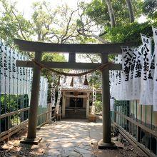 八大龍神社