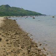 石垣島最北端平久保崎灯台を眺めて