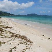 石垣島を代表するビーチ、米原ビーチ