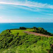 伝説の海の向こうの楽園「ニライカナイ」を感じさせる絶景スポット