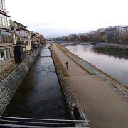 川沿いに遊歩道・サイクリング道路も整備