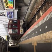 古市駅→大阪阿部野橋駅