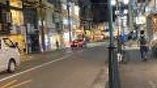 三条小橋商店街