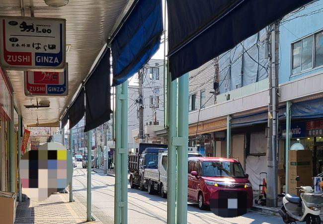 逗子銀座商店街