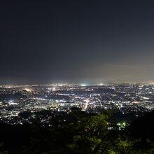 特に夜景が有名です