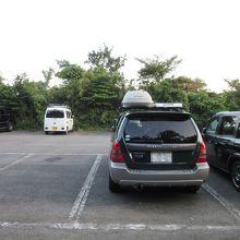 無料駐車場も有ります