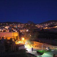 ペトラの町の夜景も綺麗