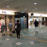 (再訪)1階はバスターミナル