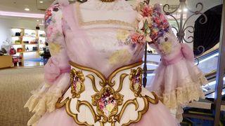 宝塚の衣装展
