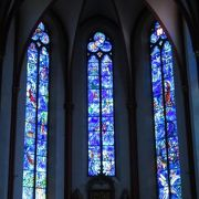 2019年5月 Mainz マインツ St. Stephans-Kirche ザンクトシュテファン教会♪