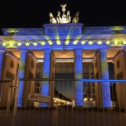 東西ベルリン・東西ドイツの統合の象徴