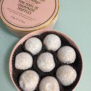 ピンクシャンパントリュフが人気の王室御用達のチョコレート屋さん