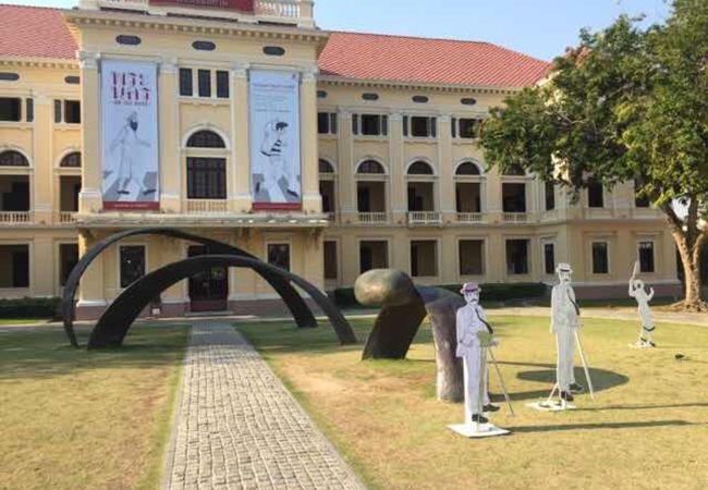 ミュージアム サヤーム 発見博物館
