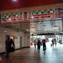 高鉄左営駅